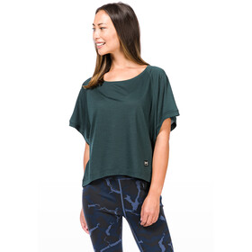 super.natural Motion Peyto T-shirt Femme, sea moss